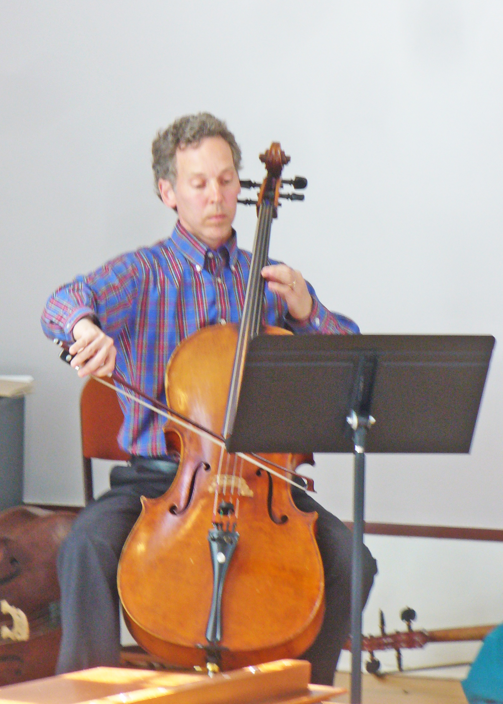 Christian Holleck cello