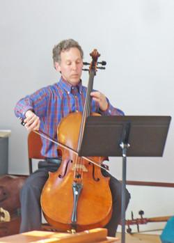 Christian Holleck cello