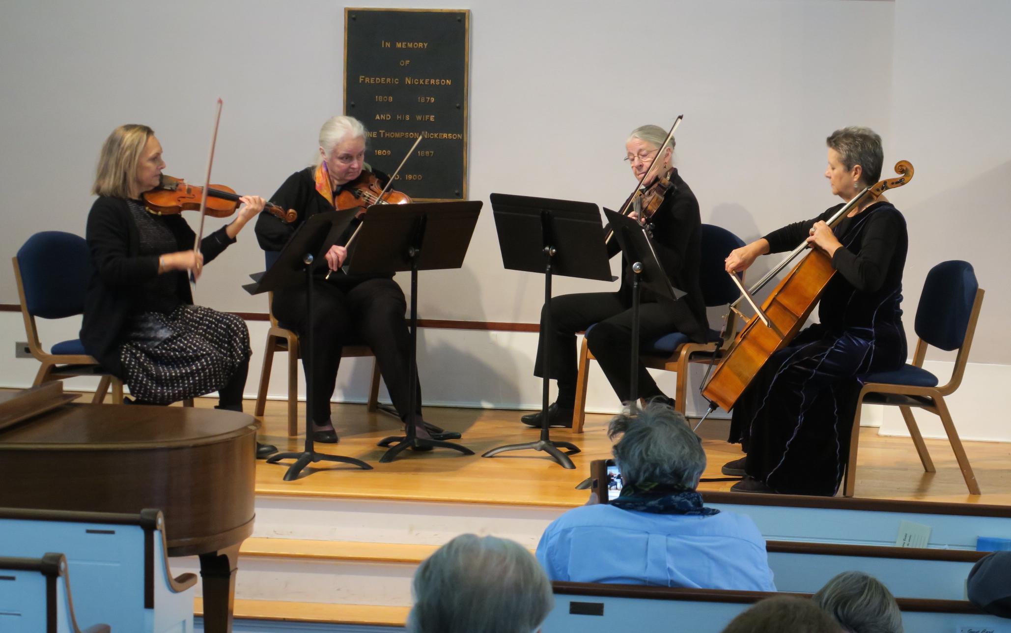 Convergence Quartet