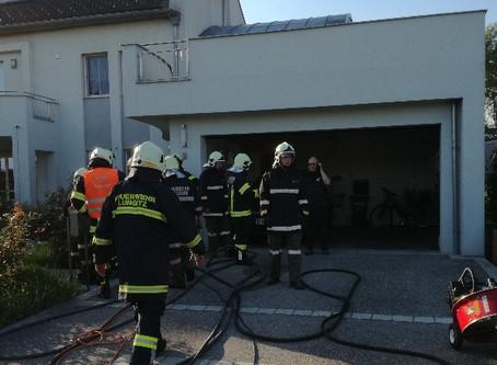 Einsatz Brand Wohnhaus