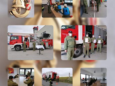 Feuerwehrjugend-Leistungsabzeichen