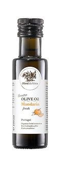 Huile d'olive bio mandarine Olival da Risca