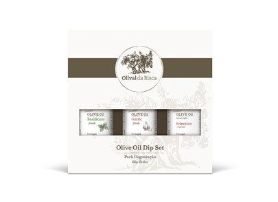 Tasting Pack Olival da Risca 3x100ml