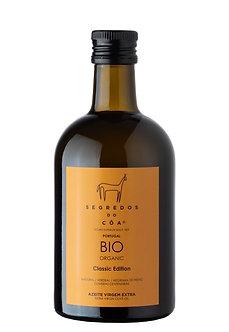 Olive Oil Segredos do Côa Classic Organic