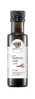 Huile d'Olive Bio Olival da Risca Chili
