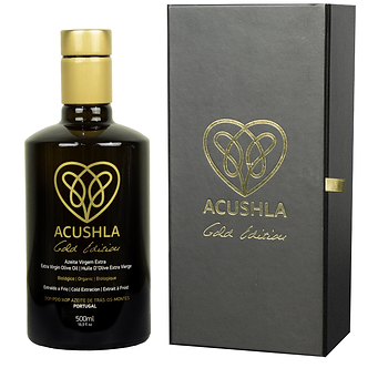 Acushla Gold Edition Coffret 500ml