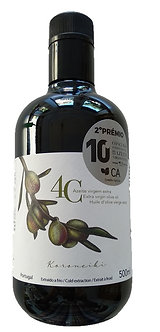 Huile d'olive 4C 500ml