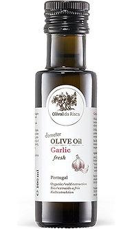 Olival da Risca Organic Olive Oil Garlic