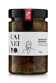 Caixiero Organic Olives in Natural Brine Cure