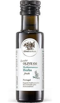 Huile d'Olive Bio Olival da Risca aux herbes méditerranéennes