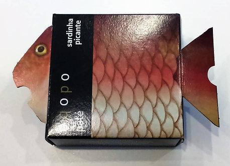 Pâté de sardine épicé