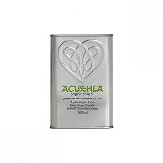 Acushla PDO Organic Olive Oil Can 500ml