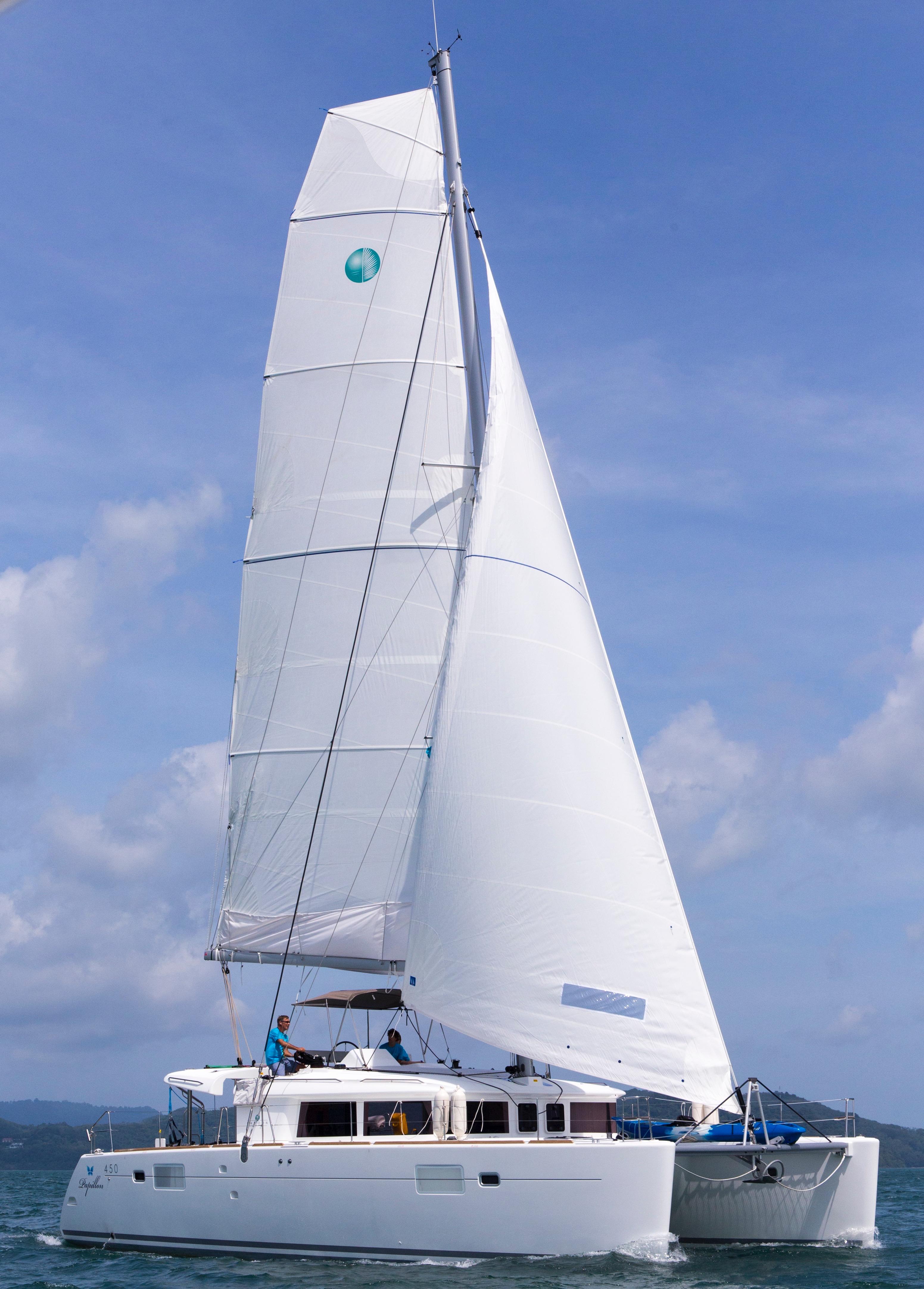 Papillon Sailing