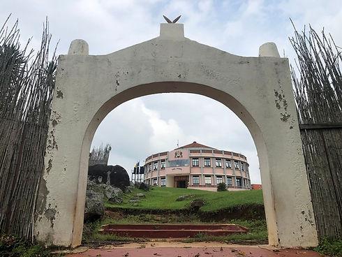 Uganda - Omukamas Palace Fort Portal (1)