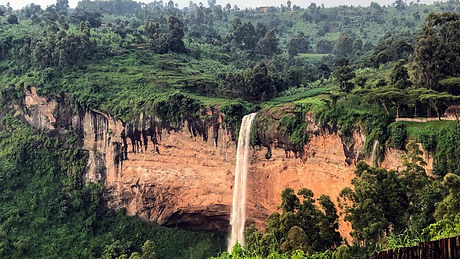 Uganda - Lakes Rivers & Waterfalls-min.j