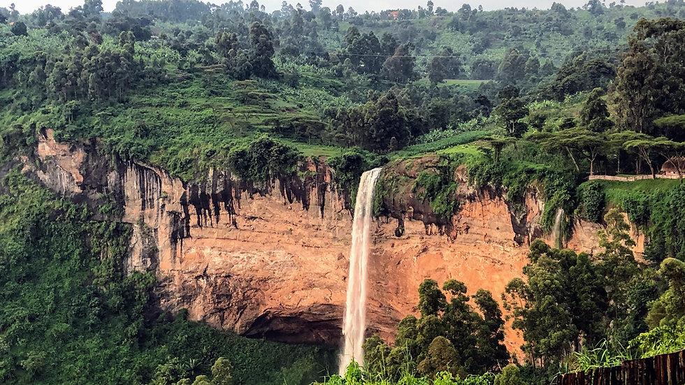 Uganda - Lakes Rivers & Waterfalls-min.j