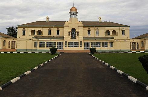 Uganda - Mengo Palace.JPG