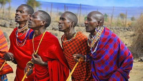 Tanzania - Masaai Singing.jpg
