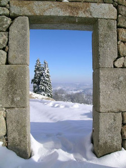 Une porte sur l'Auvergne