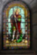 Vitrail de Saint-Georges