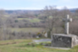 La croix du cimetière