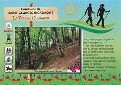 Le tour du Jarissou