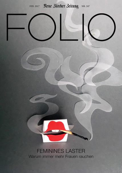 Frontseite FOLIO Feminines Laster