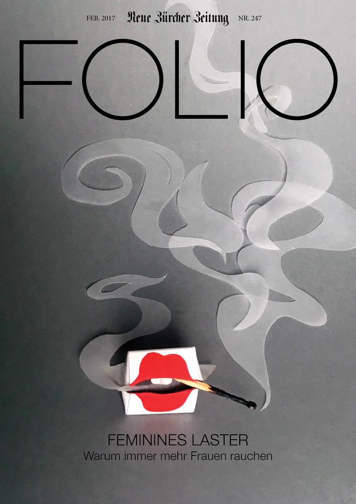 FOLIO Cover 3D Illustration