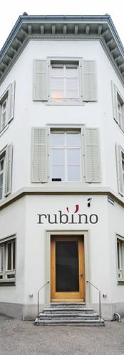 FASSADENBESCHRIFTUNG RUBINO