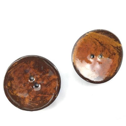 Bottoni legno giganti