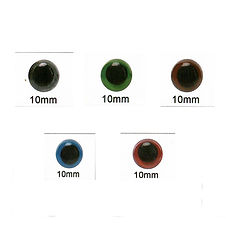 Occhi di sicurezza amigurumi