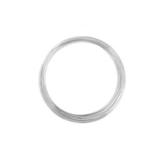 Filo in alluminio modellabile 0,8 mm