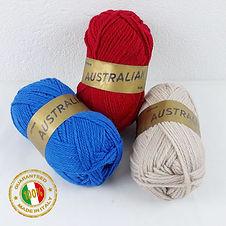Australian wool - PURA LANA VERGINE