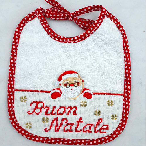 Bavaglino Babbo Natale