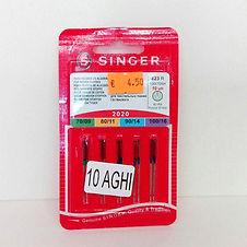 Aghi SINGER 10 AGHI