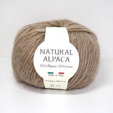 Natural Alpaca