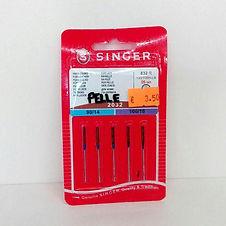 Aghi SINGER pelle