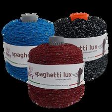Spaghetti lux - cordino per borse 500g