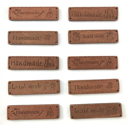 Handmade labels