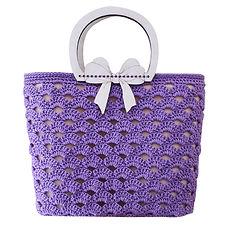 KIT borsa Violetta 3 (inserto+filato)