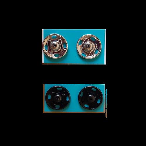 Bottoni automatici 17 mm