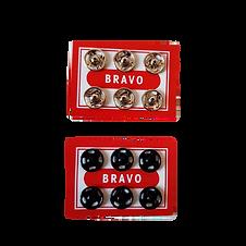 Bottoni automatici 9 mm