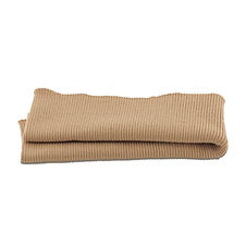 Bordi e polsi maglia LANA