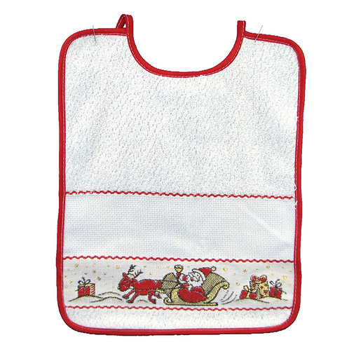 BIG Christmas Bib