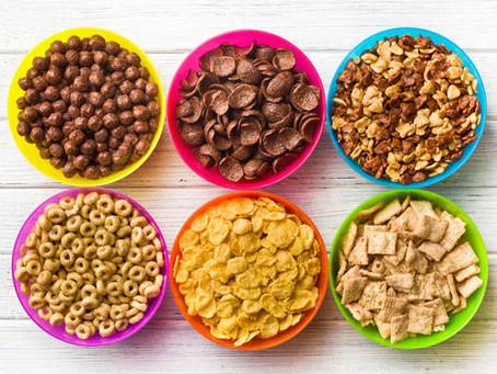 """ODECU (Chile) analizó 54 marcas de cereales para desayuno y demuestra que no son """"alimentos sal"""