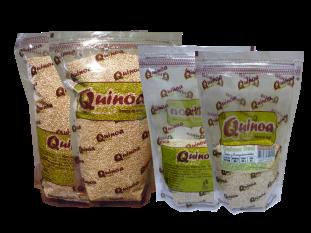 Productos QUINOA REAL en Chile