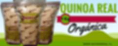 Quinoa Real Orgánic
