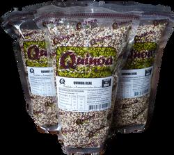 Quinoa Tri Color