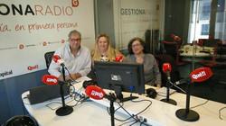 con ANTONIO ARMAS en radio