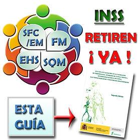 Guía sobre enfermedades del INSS, que la retiren
